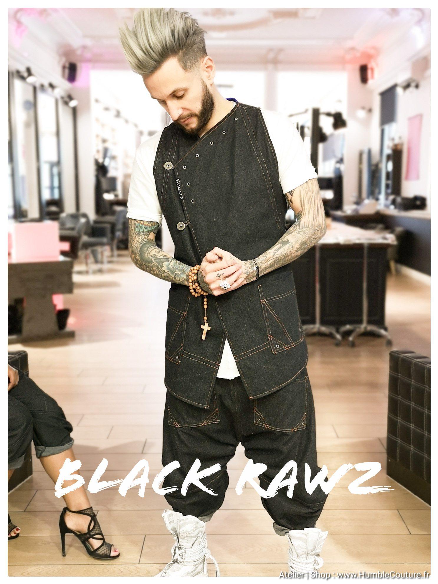 Collection BlackRawz