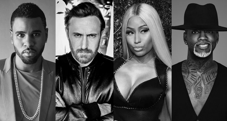 David Guetta Nicky Minaj Jason Derulo Willy William