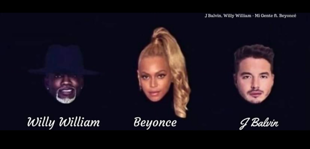 Willy William Beyonce JBalvin
