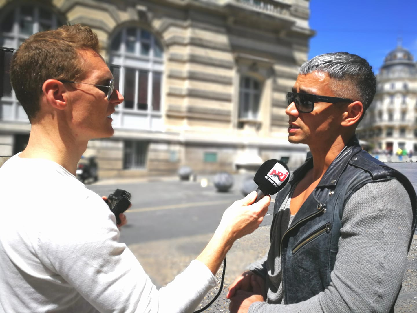 Interview Nrj HUMBLE COUTURE